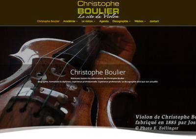 Christophe Boulier
